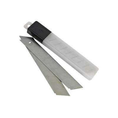 Лезвия для ножа (18 мм)