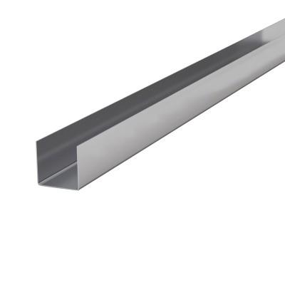 Профиль потолочный направляющий ППН 27х28х0,65мм 3000 мм